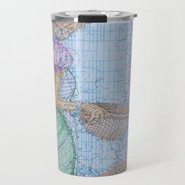 Separate The Chaff Travel Mug