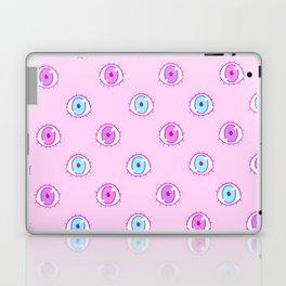 pastel eyes Laptop & iPad Skin