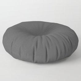Simply Dark Gray Floor Pillow