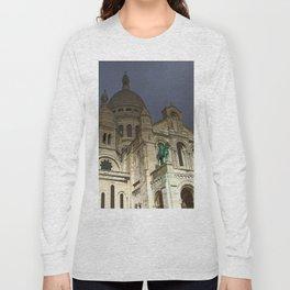 Sacré-Cœur Basilica Long Sleeve T-shirt