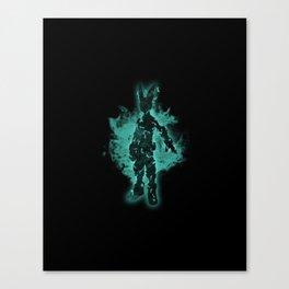 My Hero, Deku V2 Canvas Print