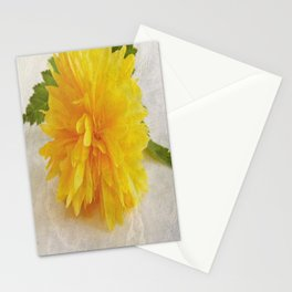 Kerria Japonica Stationery Cards