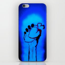 Cold Heart iPhone Skin