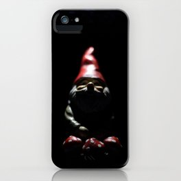 If you go down to the woods tonight iPhone Case