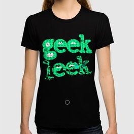 Tshirts for summer. Geek leek T-shirt