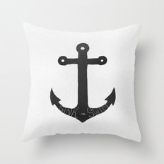 Sink or Swim Throw Pillow