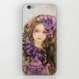 Lavender iPhone Skin