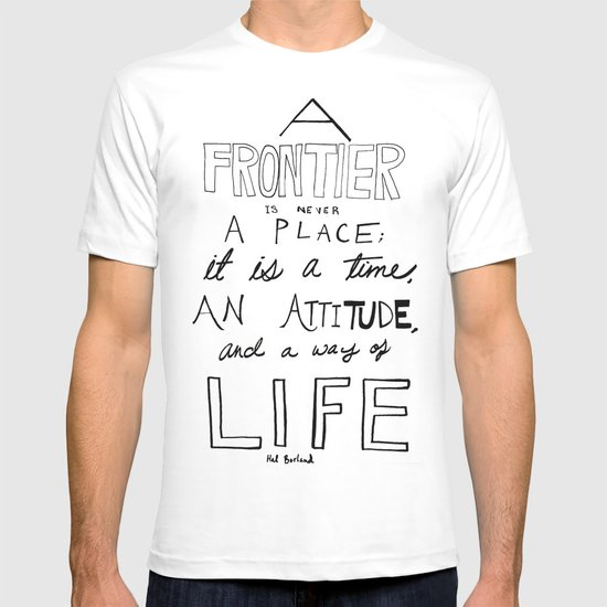 Frontier T-shirt