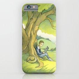 Tolkien In The Birmingham Hills iPhone Case
