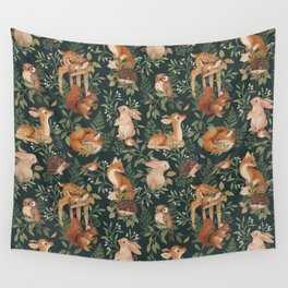 Nightfall Wonders Wall Tapestry