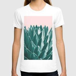 Agave Chic #1 #succulent #decor #art #society6 T-shirt