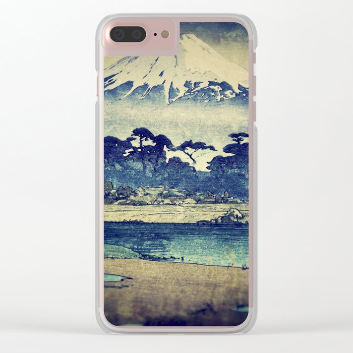 Staying at Yugen Clear iPhone Case
