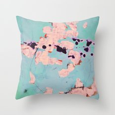abstract 132 Throw Pillow