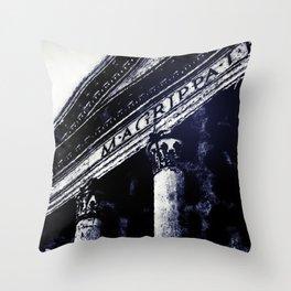 The Roman Pantheon Throw Pillow