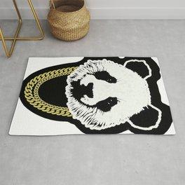 PANDA--CHAIN Rug