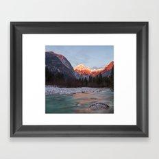Landscape 02 Framed Art Print