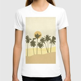 Palms zone T-shirt