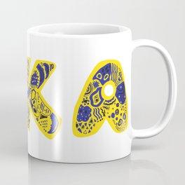 Fika- Folk style Coffee Mug