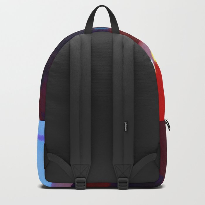 At The Bowling Alley Backpack