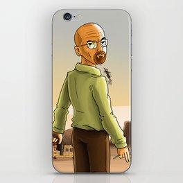 Breaking Bad: Walter's Adversaries  iPhone Skin