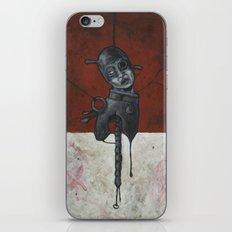 Tin Man iPhone & iPod Skin