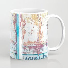Nuestras huellas Coffee Mug
