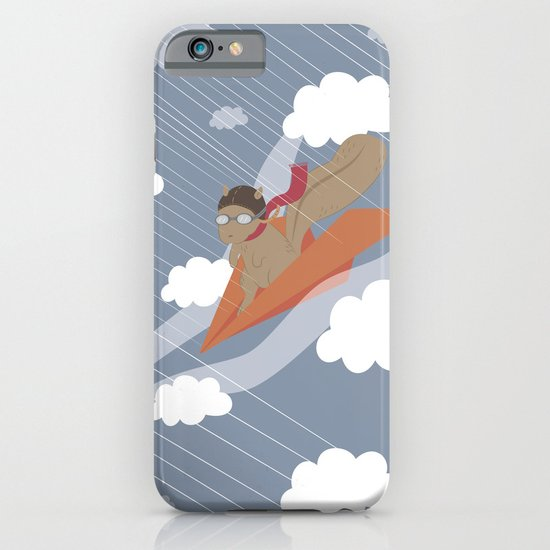 The Flying Squirrel iPhone & iPod Case