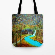Autumn landscape 6 Tote Bag