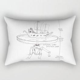 Mechanism for Inland Pirating.  Rectangular Pillow