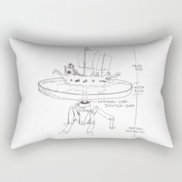 Mechanism for Inland Pirating.  Rectangular Pillow