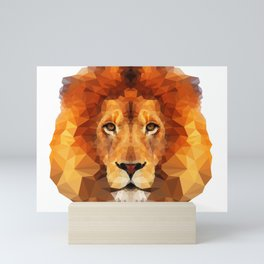 His Majesty Mini Art Print