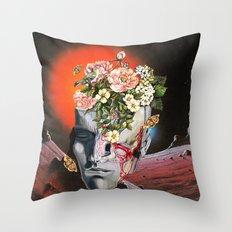 Relics Throw Pillow