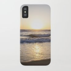 A Southern California Spring Sunset iPhone X Slim Case