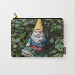 Adventure gnome Carry-All Pouch