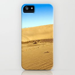 The desert 1.2 iPhone Case