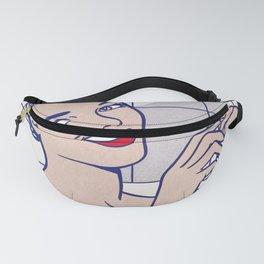 Roy Lichtenstein Woman in bath Fanny Pack