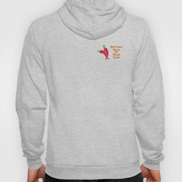 Hottest ride of your life with chili peppers. Hoody
