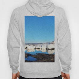 Shore Ice at Break-Up Hoody