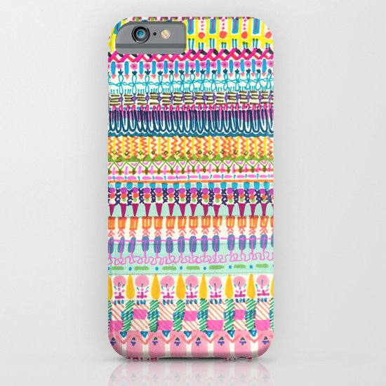 Illustrated Woven  iPhone & iPod Case