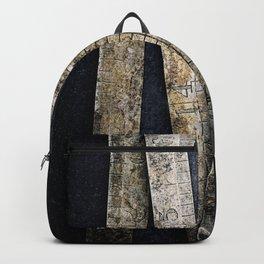 Rusty Folding Steel Rule Backpack