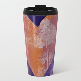 Heart No. 12 Travel Mug