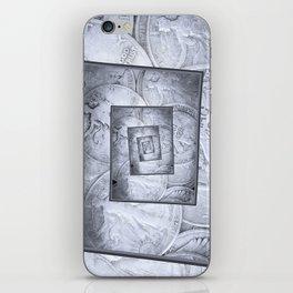Liberty Walking Into Infinity iPhone Skin