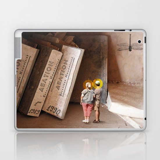 Remember History Laptop & iPad Skin
