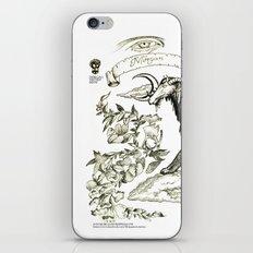 Ceballo iPhone & iPod Skin