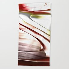 Abstracty Beach Towel