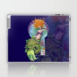 Mermaid Pinup Laptop & iPad Skin