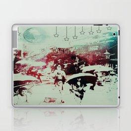 Scorched City Under False Stars Laptop & iPad Skin