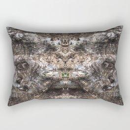 Hungry Hallow Tree Rectangular Pillow