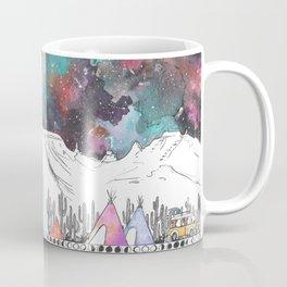 Desert Camp Vibes Coffee Mug