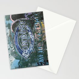 A Conrose by Any Other Name Stationery Cards